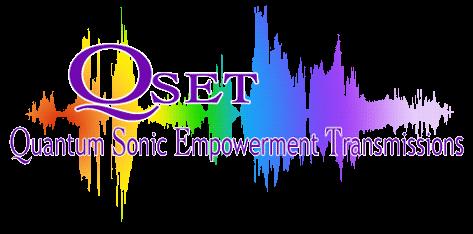 QSET   Quantum Sonic Empowerment Transmissions   ShapeshifterDNA