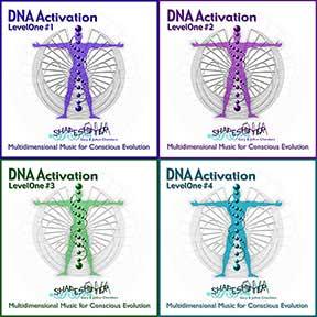 DNA Activation LevelOne | ShapeshifterDNA